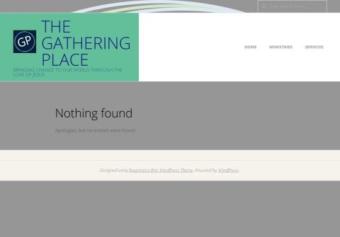 thegatheringplacechurch.net thumbnail