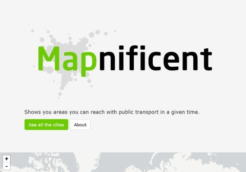 mapnificent.net thumbnail