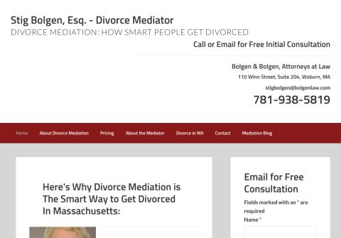 divorcemediationmassachusetts.net thumbnail