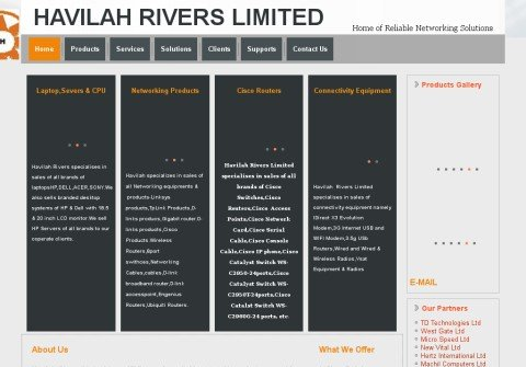 havilahrivers.net thumbnail