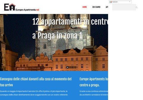 europe-apartments.net thumbnail