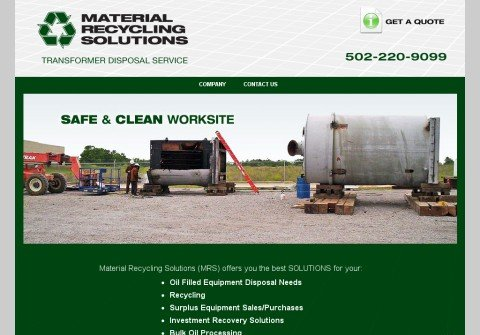 materialrecyclingsolutions.net thumbnail
