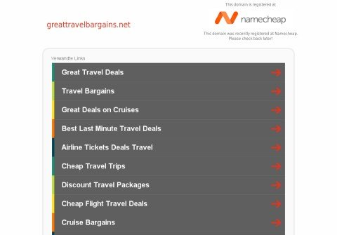 greattravelbargains.net thumbnail
