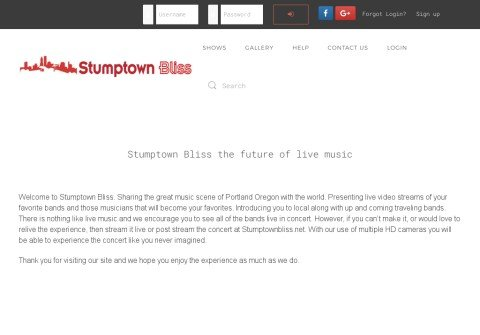 stumptownbliss.net thumbnail