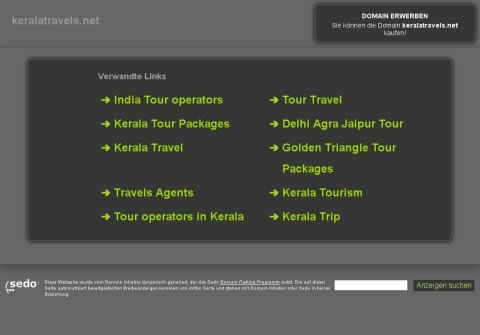 whois keralatravels.net