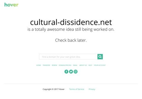 cultural-dissidence.net thumbnail