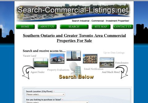 search-commercial-listings.net thumbnail