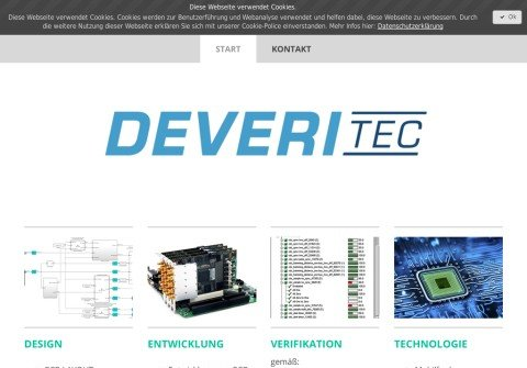 deveritec.net thumbnail