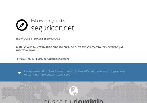 seguricor.net thumbnail