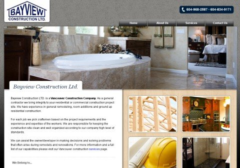 bayviewconstruction.net thumbnail