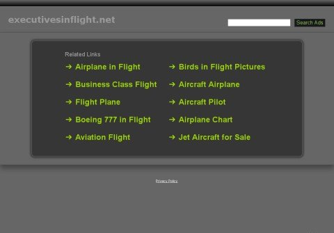 executivesinflight.net thumbnail