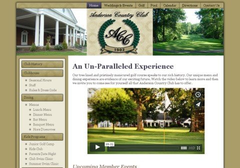 andersoncountryclub.net thumbnail