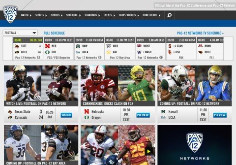 whois pac-12tv.net