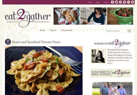 eat2gather.net thumbnail