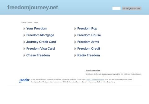 freedomjourney.net thumbnail