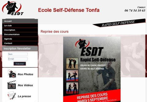 ecole-self-defense.net thumbnail