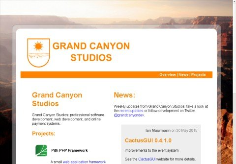 grand-canyon-studio.net thumbnail