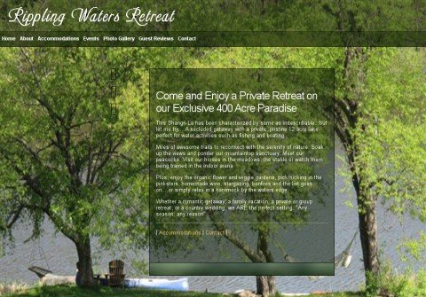 ripplingwatersretreat.net thumbnail