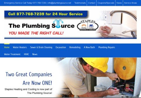 6plumbingsource.net thumbnail