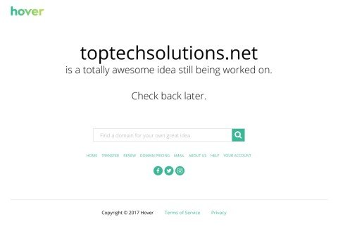 toptechsolutions.net thumbnail