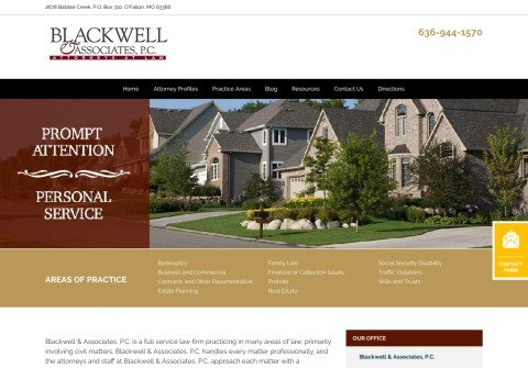 whois blackwell-lawfirm.net