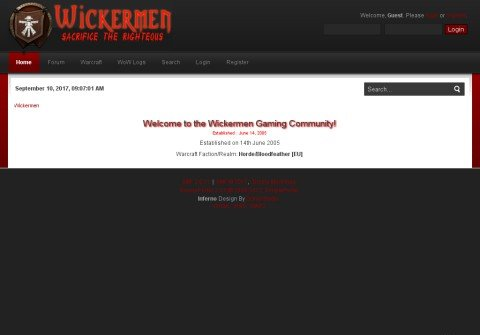 whois wickermen.net