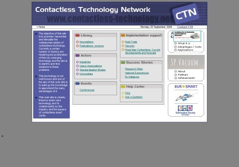 contactless-technology.net thumbnail