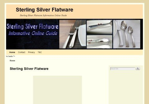 silversterlingflatware.net thumbnail