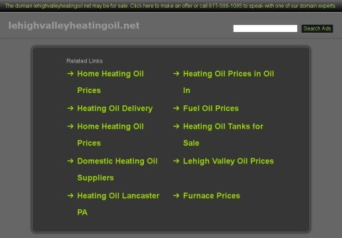 lehighvalleyheatingoil.net thumbnail
