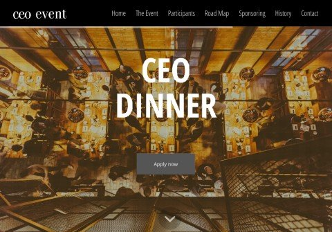 ceo-event.net thumbnail