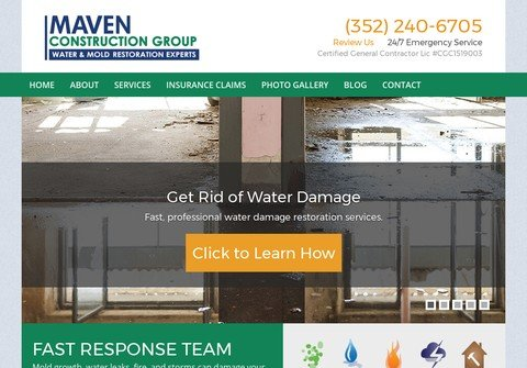 mavenconstructiongroup.net thumbnail