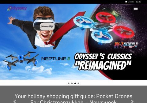 pocketdrone.net thumbnail