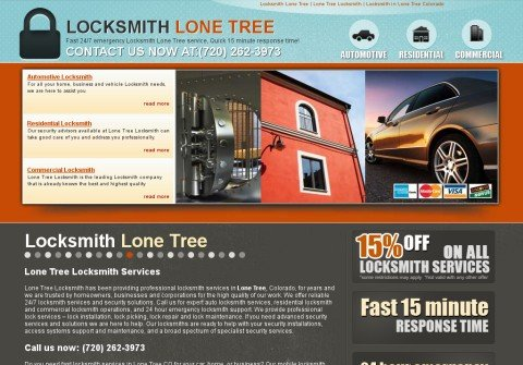 lonetreelocksmith.net thumbnail