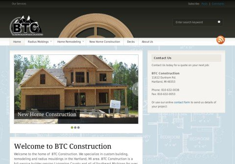 btcconstruction.net thumbnail