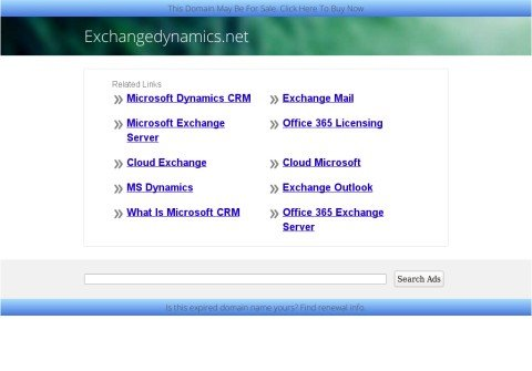 exchangedynamics.net thumbnail