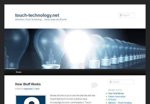 touch-technology.net thumbnail