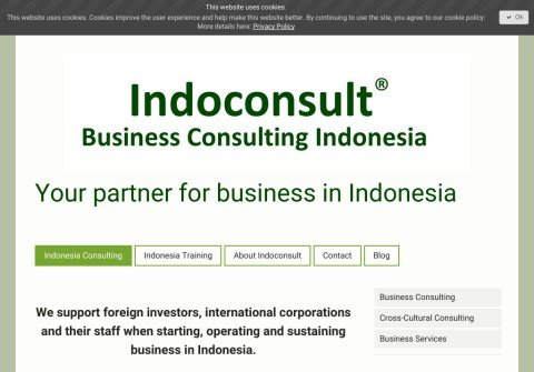indoconsult.net thumbnail