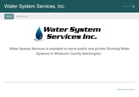 watersystemservices.net thumbnail