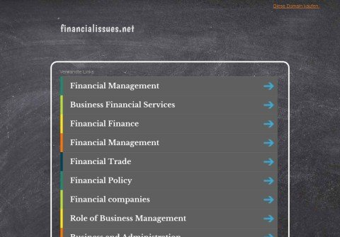financialissues.net thumbnail