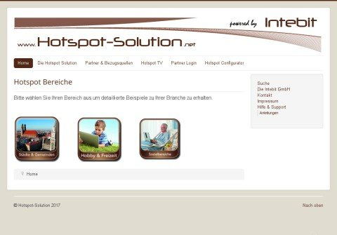 hotspot-solution.net thumbnail
