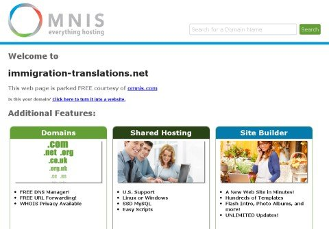 immigration-translations.net thumbnail