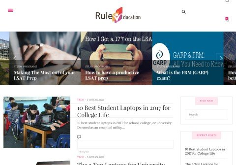 ruleeducation.net thumbnail