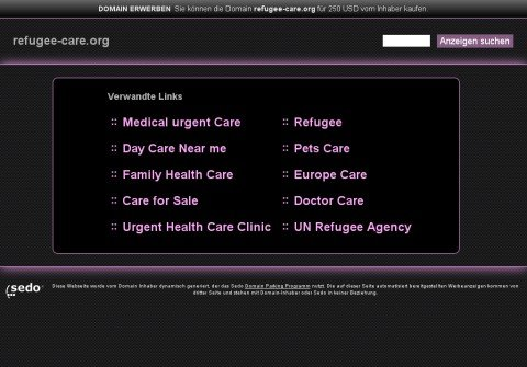 refugee-care.org thumbnail