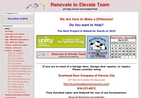 renovatetoelevate.org thumbnail