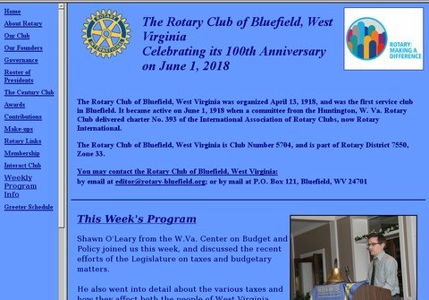 rotary-bluefield.org thumbnail