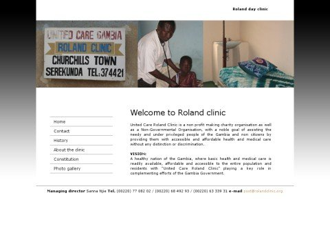 rolandclinic.org thumbnail