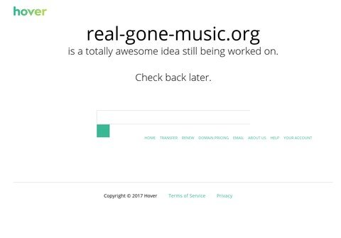 real-gone-music.org thumbnail