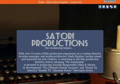 satoriproductions.org thumbnail