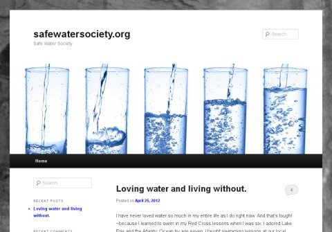 safewatersociety.org thumbnail