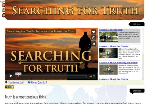 searchingfortruth.org thumbnail
